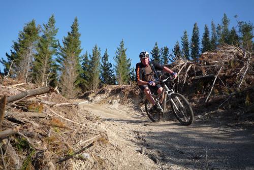 Wonderful Mountain Biking