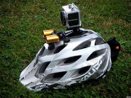 iDV mini HD Helmet Mounted Camera