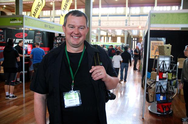 Simon Head at Ausbike