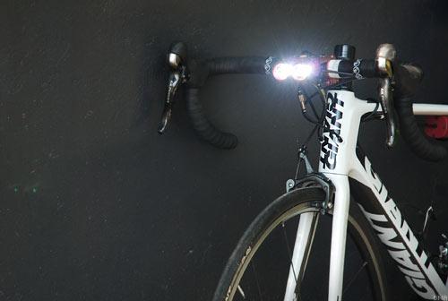 Ferei BL200 Bike Lights from the Distance