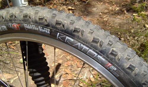 Rubena Kratos Scylla Mountain Bike Tire Review