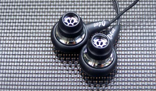 O-tus Cycling Mini Speakers headphones