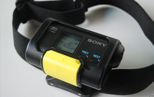 Sony Action Cam Head Mounted Strap