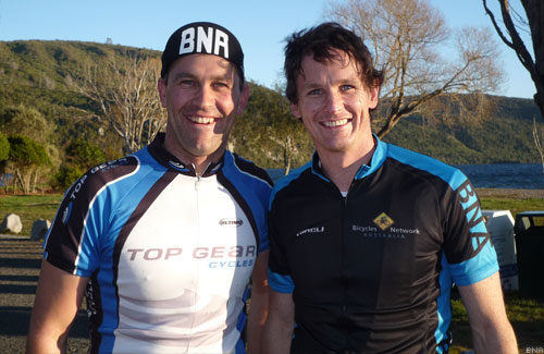 Mark Gibbson and Christopher Jones of BNA