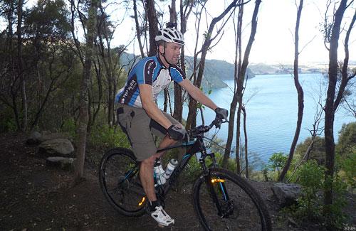 Mark Gibbson Top Gear Cycles Taupo