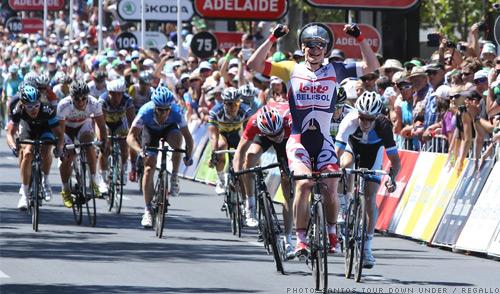 Tour Down Under Australia