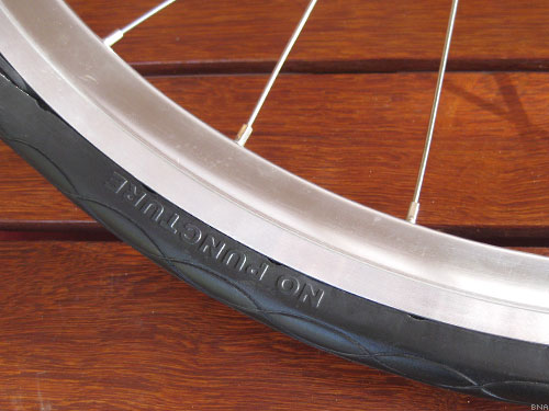 Midas Tannus Musai No Puncture Tires