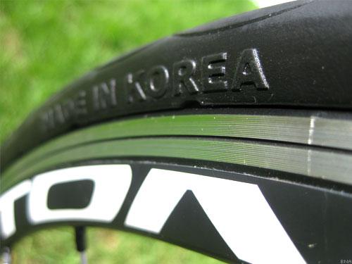 Midas Tannus No Puncture Tyres Korea