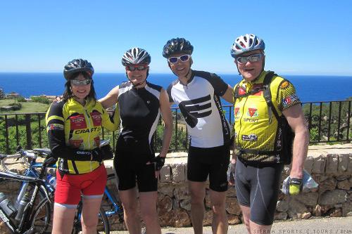 Australian Cycle Tour Spain Majorca