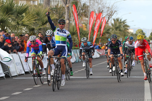 GreenEdge Orica Australia Victory