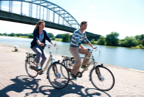 Cycling Infrastructure Europe