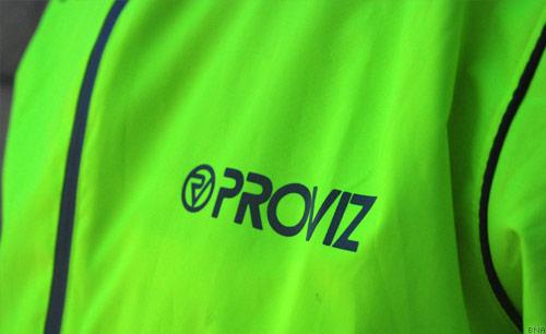 Proviz Reflective Neon Cycling Jacket