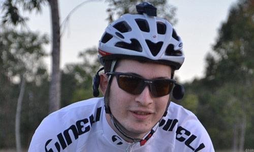 Cardo BK-1 Helmet Mounte Speak To Cyclists