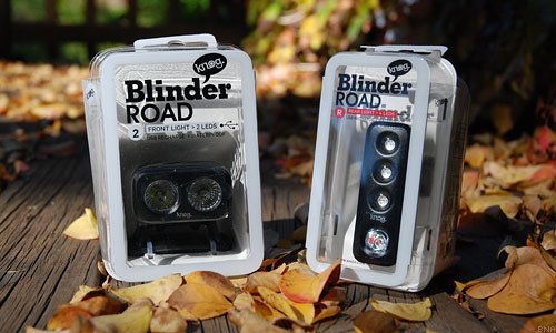 Knog Blinder Road Front and Rear Duo
