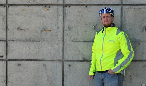 Proviz Visibility Safety Waterproof Cycling Jacket