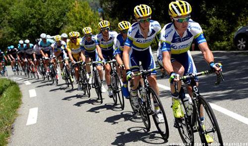 Australian Pro Cyclist Stuart O'Grady Retires