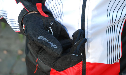 Bikeline Italian Cycling Gloves
