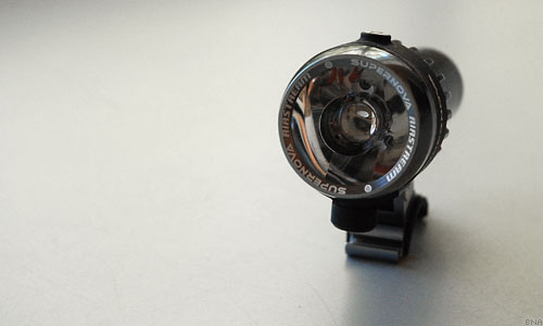 Supernova bike light