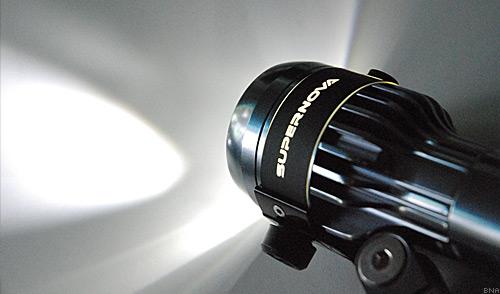 Supernova german australia bike light