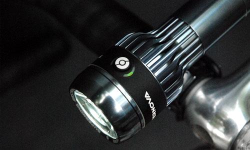 Stylish bike light supernopva airstream