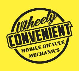 Wheel Convenient Mobile Bicycle Mechanics