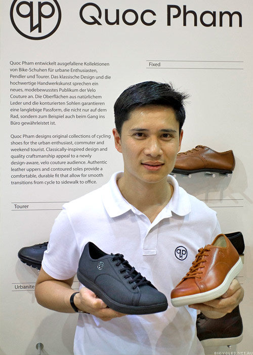 Eurobike Quoc Pham Cycling Shoes