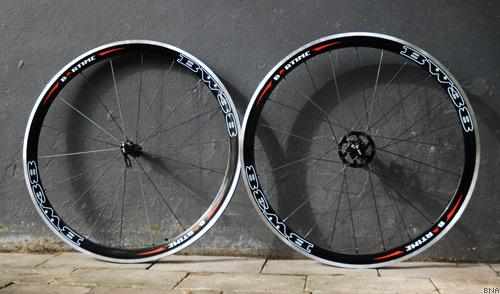 Bartime BW38 Aluminium Wheelset