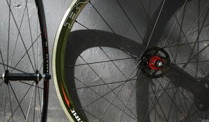 Bartime front rear wheel road cycling