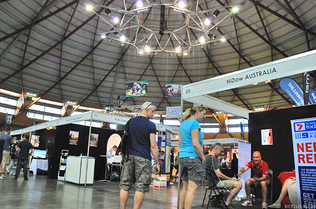Sydney Bike and Lifestyle Show DOme Exhibition Centre
