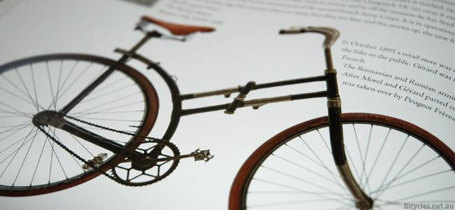 Bicycling Through Time Paul Charlie Farren
