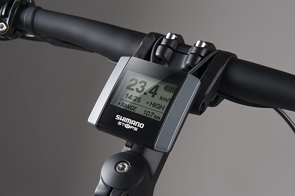 Shimano STEPS ebike Controller