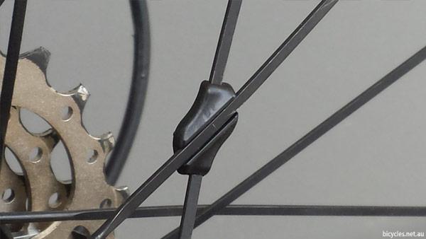 Pro-Lite OZ A27 Bracciano Spoke Node