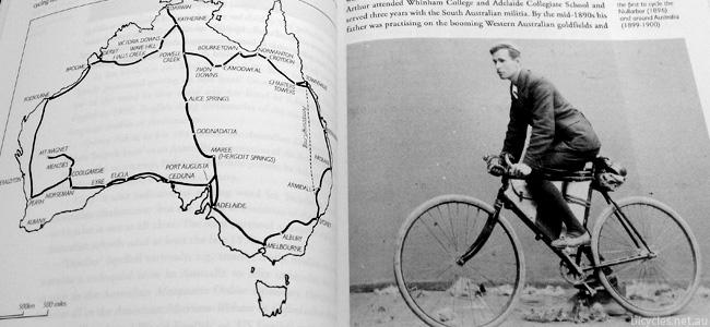 Walzing Matlida Australian Cycling History