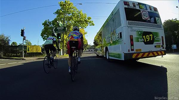 Bike Camera Traffic Accident