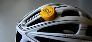 IceDot Bicycle Helmet Crash Sensor