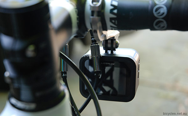 Pittasoft Blackview Video Camera Display