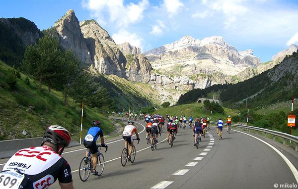 Quebrantahuesos Spain Gran Fondo Cycling