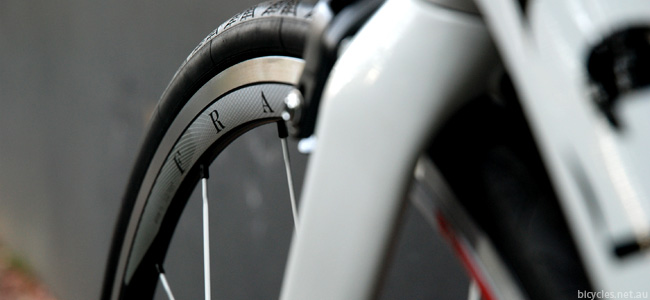SwissSide Francs Road Cycling Wheelset