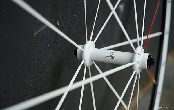 Swissside Franks Front Road Cycline Wheel