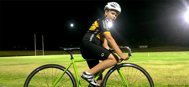 Cell Bikes Track Bike Fixie Singlespeed