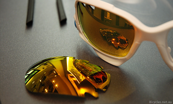 Choosing Lenses Oakley Racing Jacket Jawbone