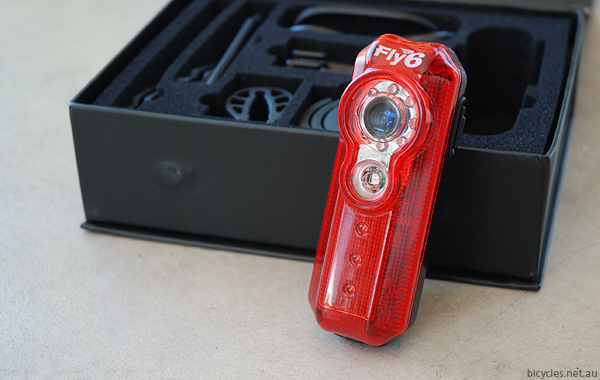 Fly6 Rear Light Bicycle Camera