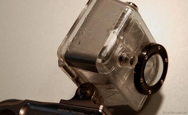 Gaffe Tape Waterproof Camera