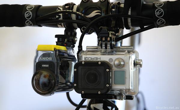 Sony GoPro Camera Comparison