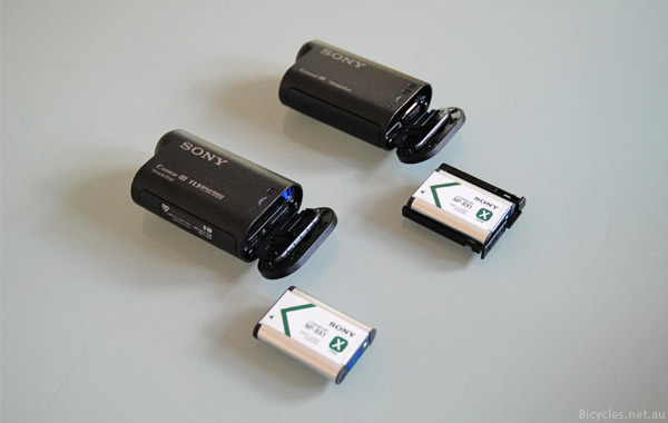 New Sony Action Cam Batteries
