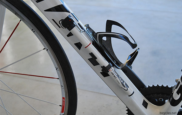 Mounted Mini Pump Waterbottle Cage