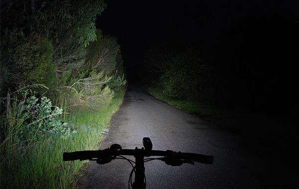Night Cycling Dark Bicycle Light