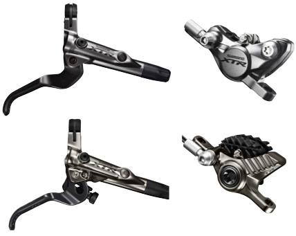 Shimano XTR M9000 Brake Levers