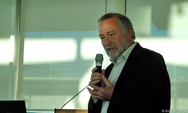 Manfred Neun President World Cycling Alliance