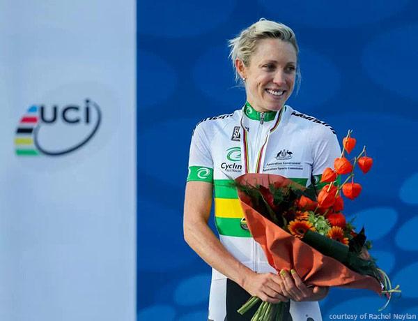 Rachel Neylan Pro Cyclist